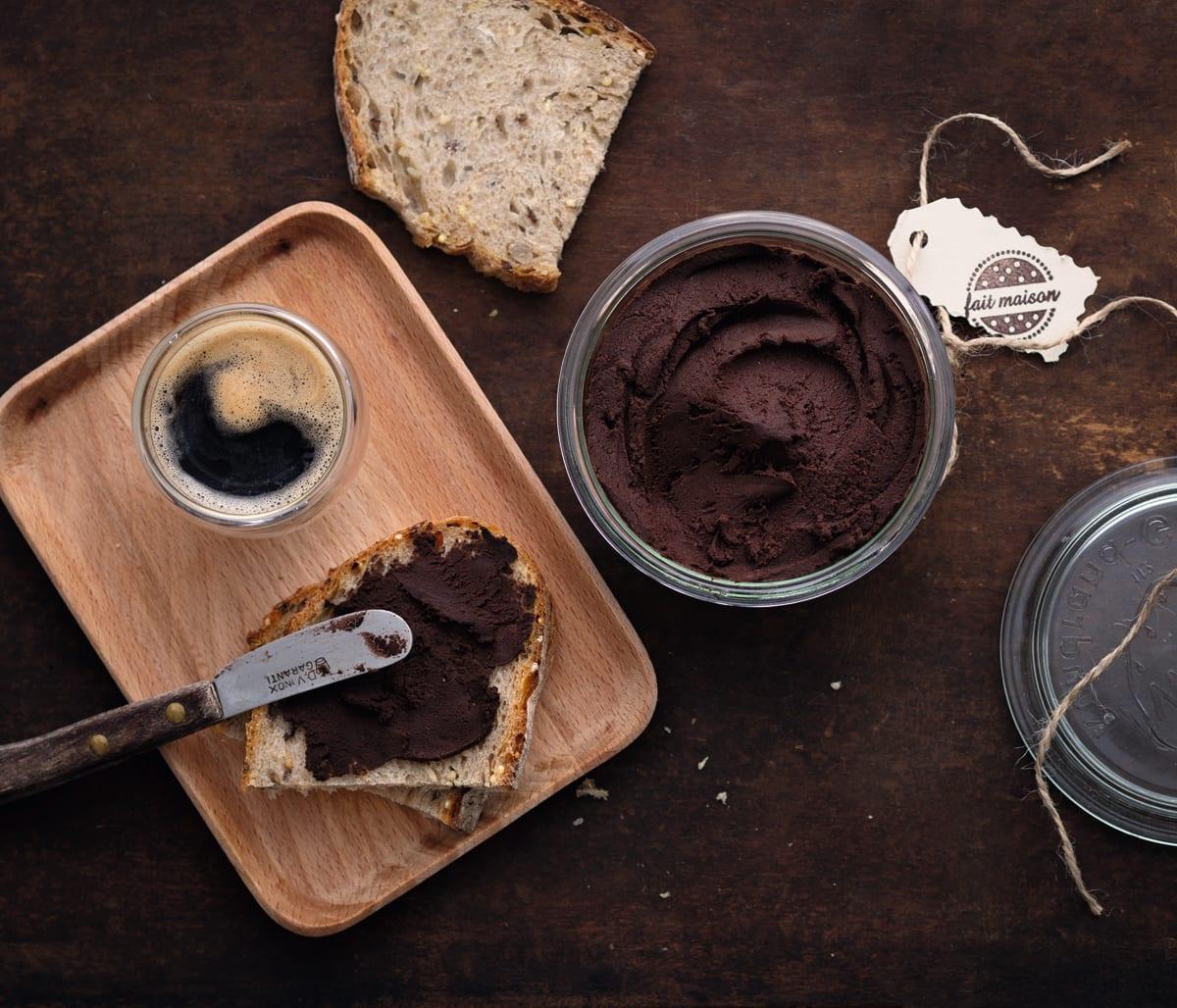 Photo de Pâte à tartiner aux haricots rouges prise par WW