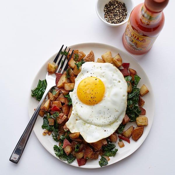 Foto van English breakfast door WW
