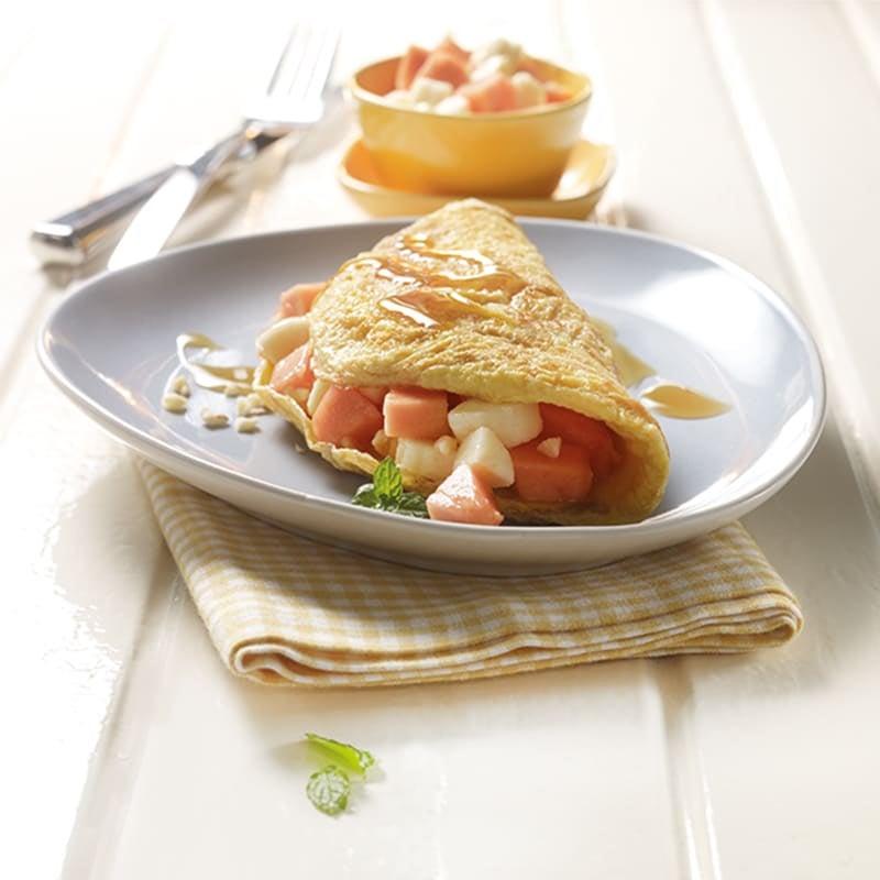 Photo de Omelette du matin prise par WW