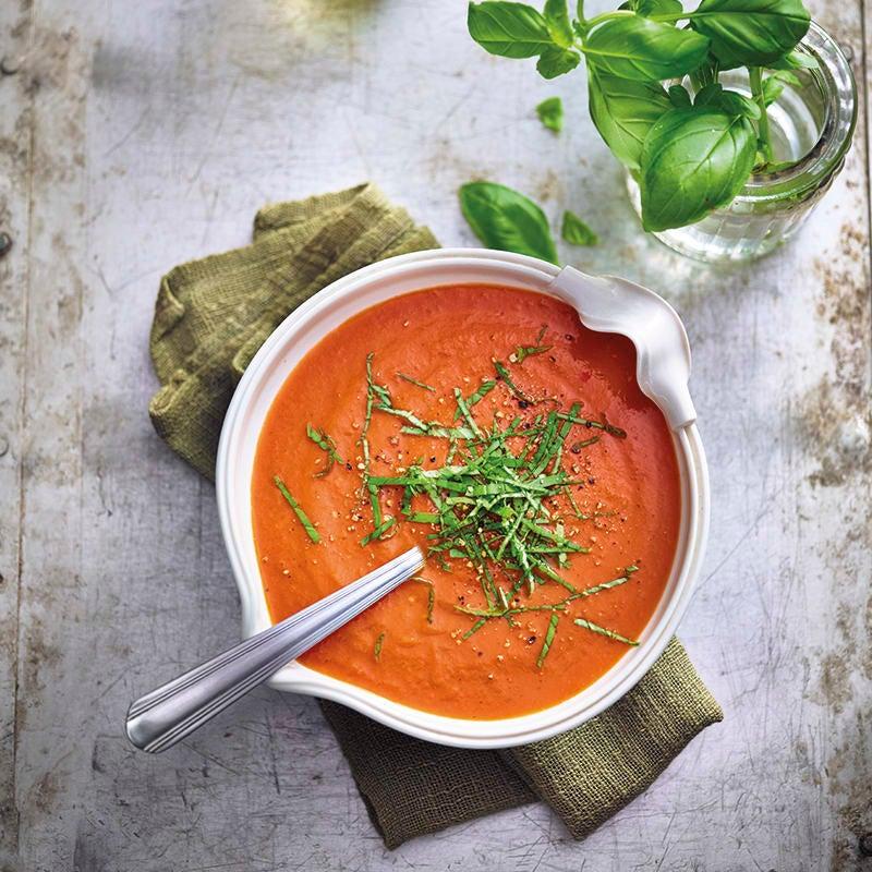 Foto van Geroosterde tomatensoep door WW