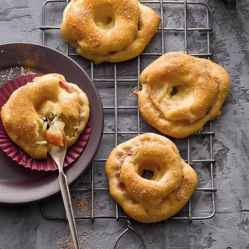Photo de Rondelles de pomme au four prise par WW