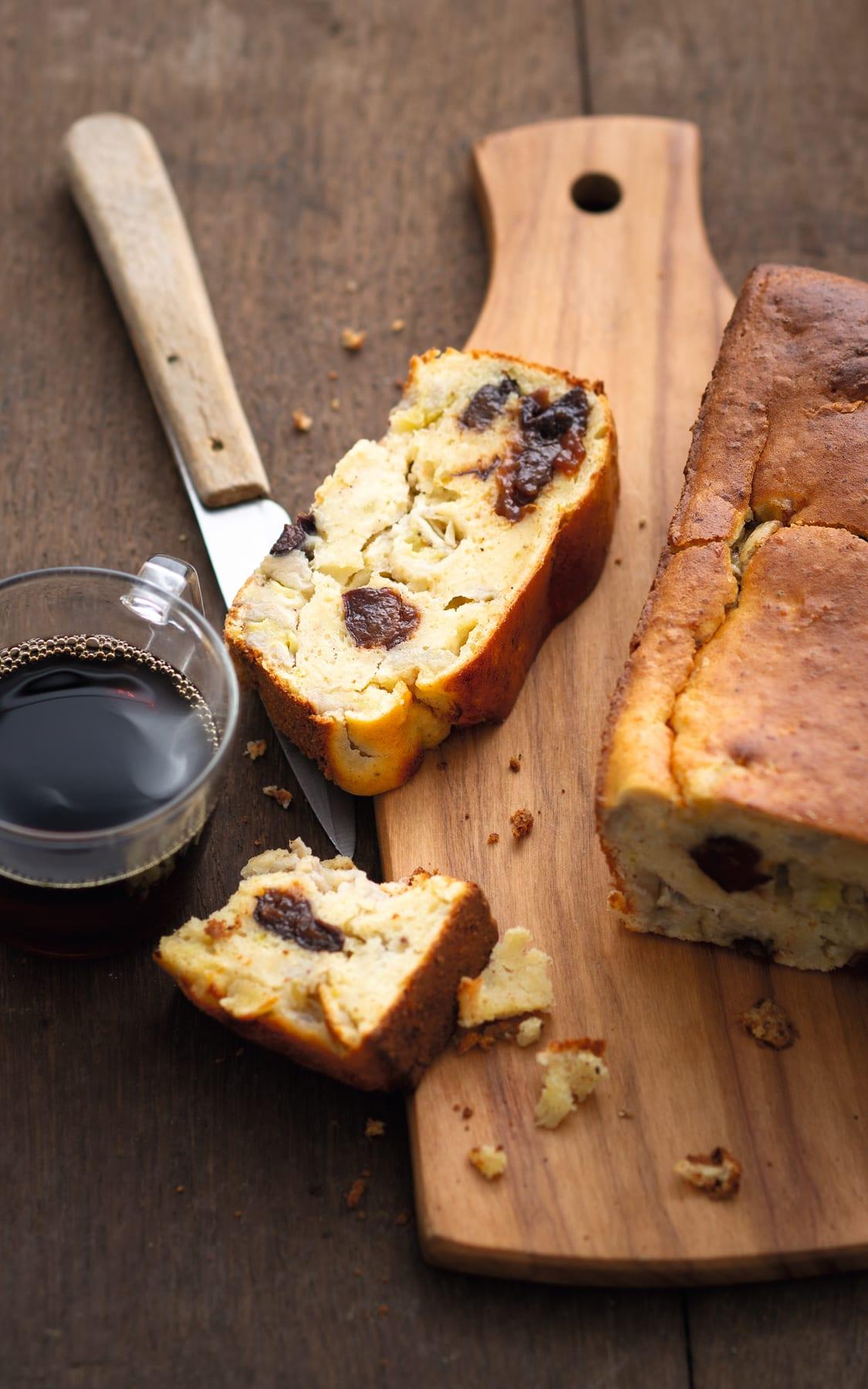 Photo de Cake aux pruneaux prise par WW