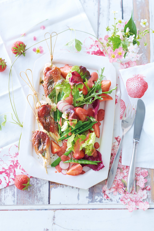 Photo de Salade saltimbocca prise par WW
