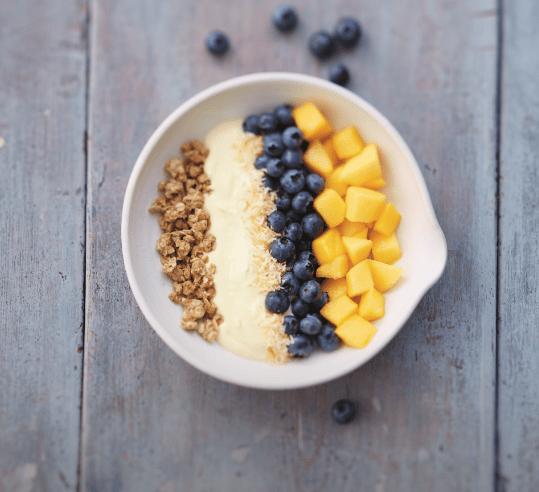 Photo de Bowl de mangue & coco prise par WW