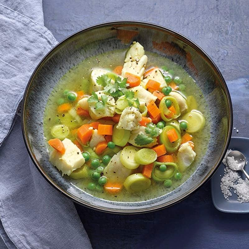 Foto van Viscurry Het Zeropoint kookboek door WW