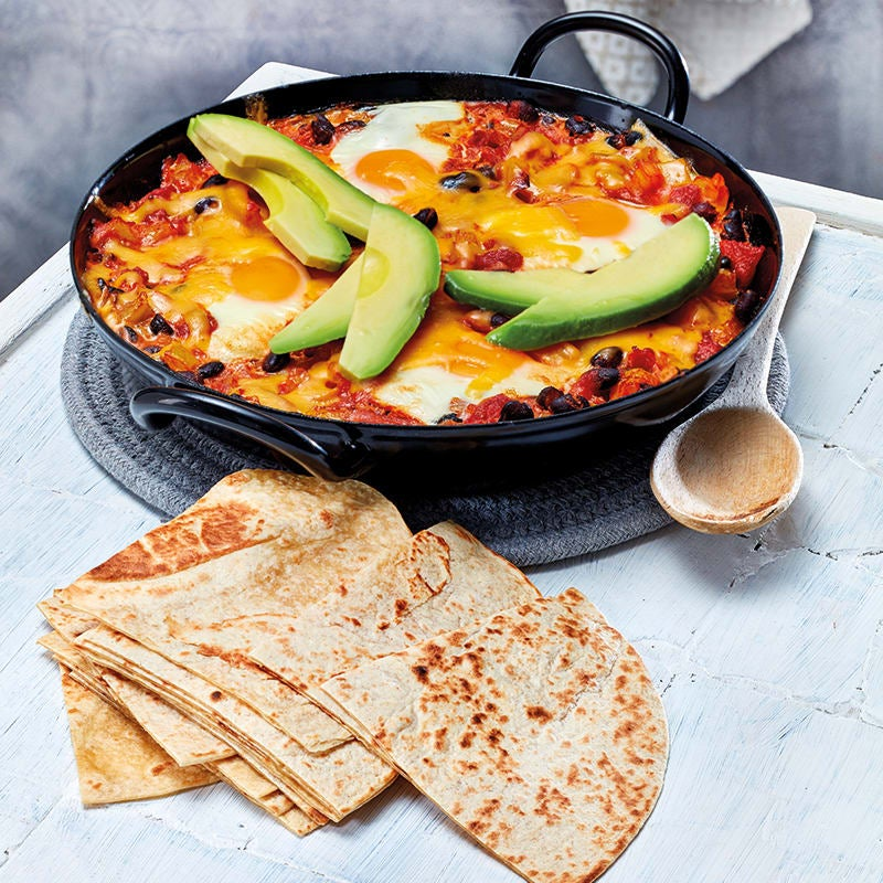 Foto van Huevos rancheros door WW