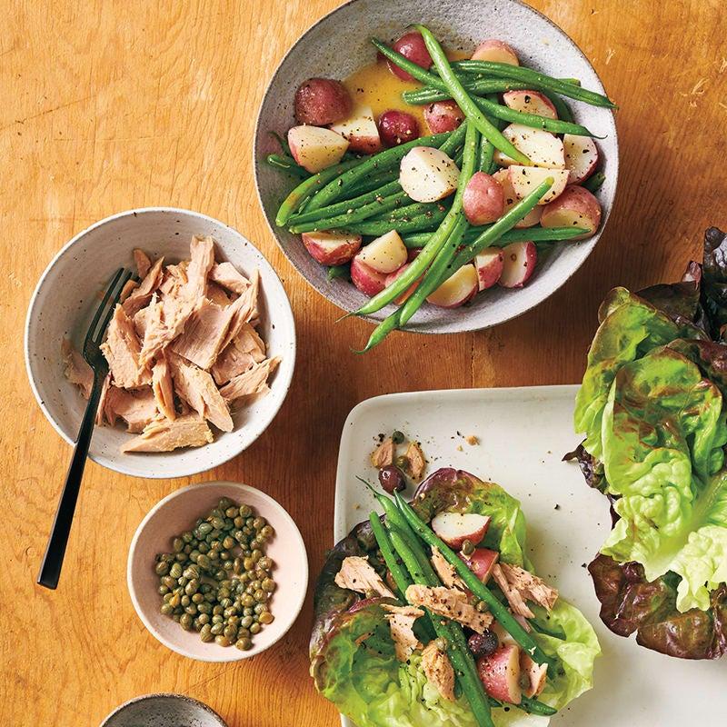Foto van Salade Niçoise 2020 door WW