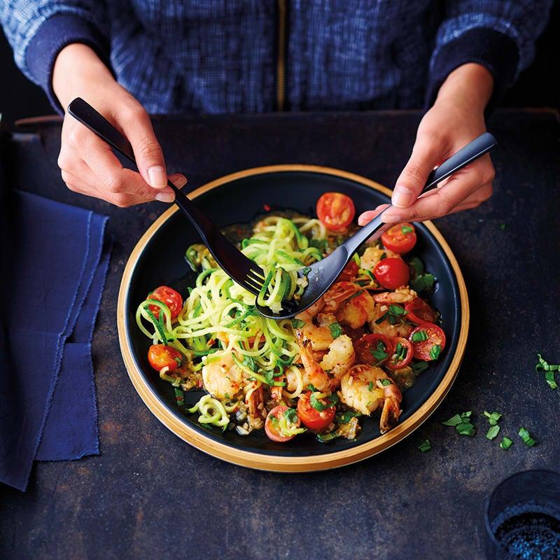 Photo de Courgetti aglio e olio prise par WW