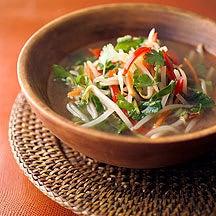 Photo de Potage chinois aux légumes prise par WW