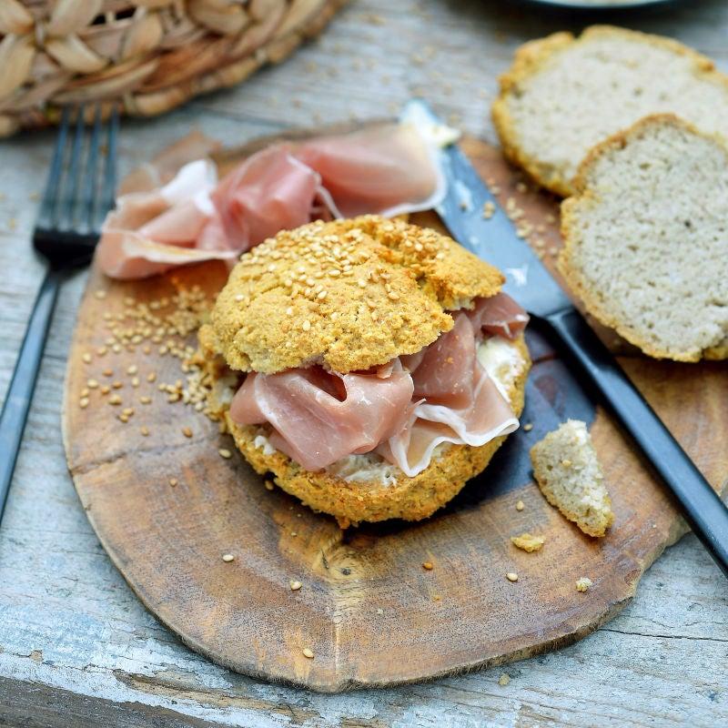 Photo de Pascale Naessens' Petits pain d'amandes prise par WW