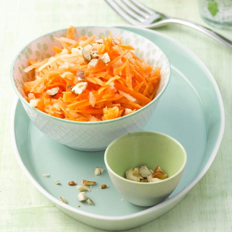Photo de Salade de pommes et carottes prise par WW
