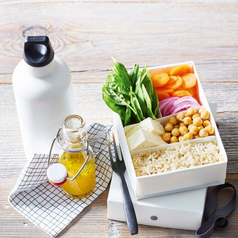 Photo de Salade de riz à la feta prise par WW