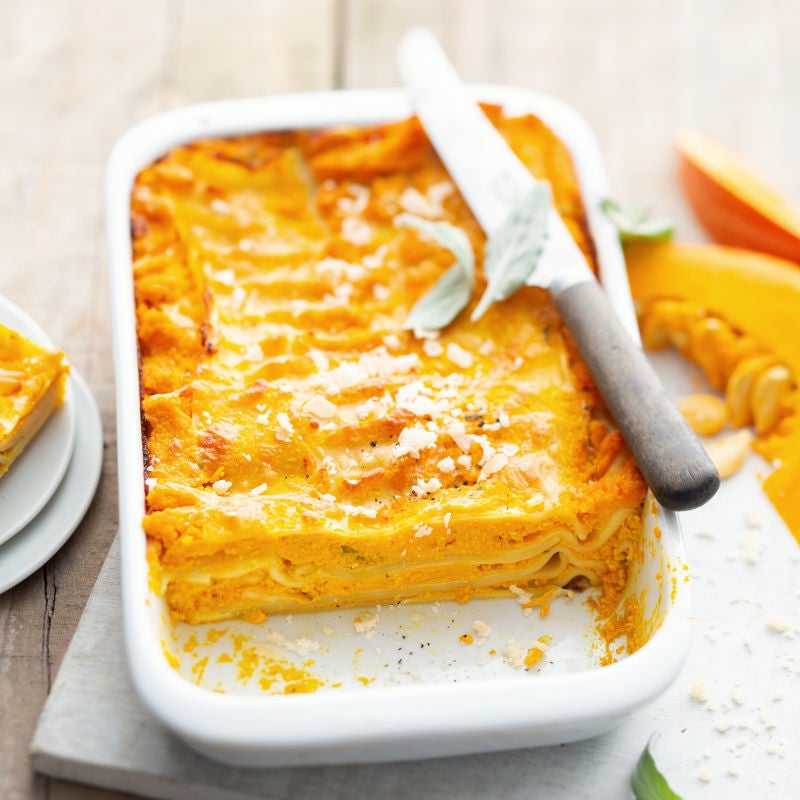 Photo de Lasagnes de potimarron à la sauge prise par WW