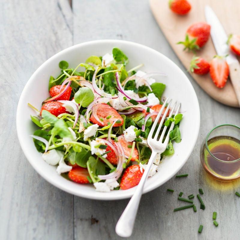 Photo de Salade « retour du marché » prise par WW
