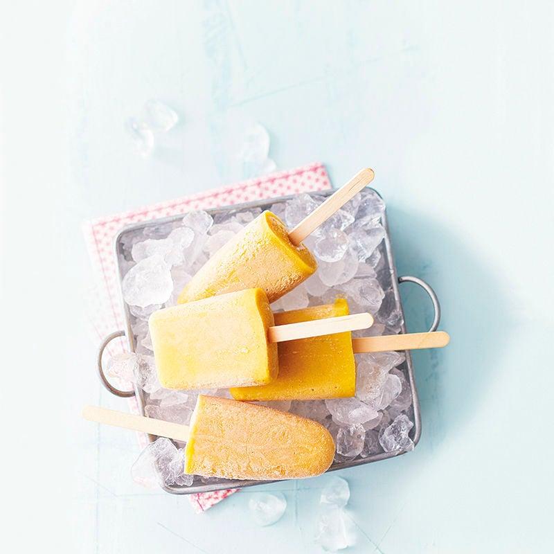Photo de Glace de mangue et coco prise par WW