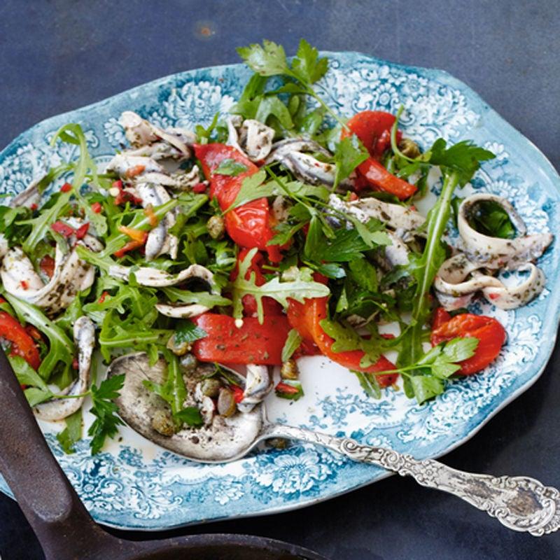 Photo de Salade de sardines et de poivrons prise par WW