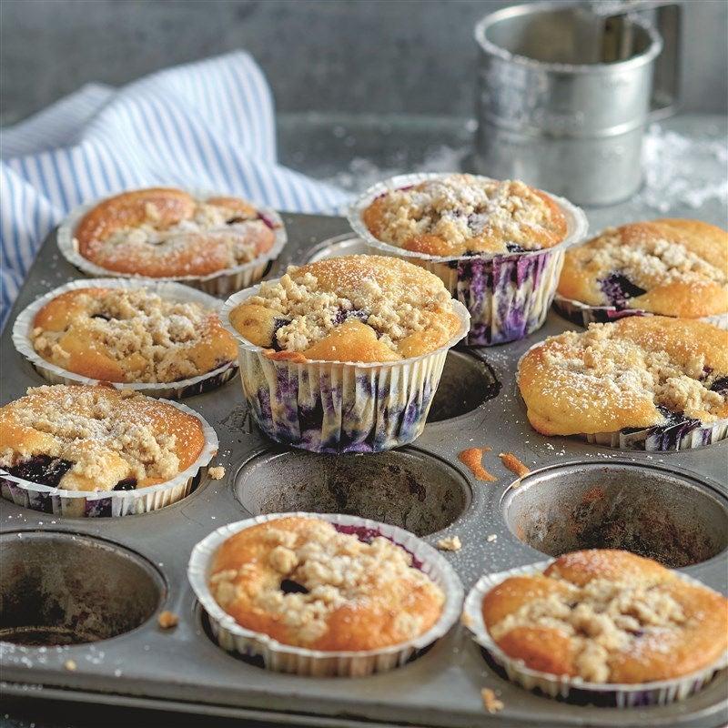 Photo de Muffin aux myrtilles prise par WW