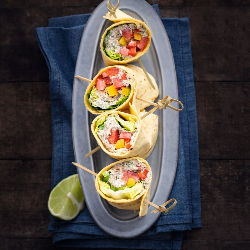 Photo de Wraps de crème de sardines prise par WW