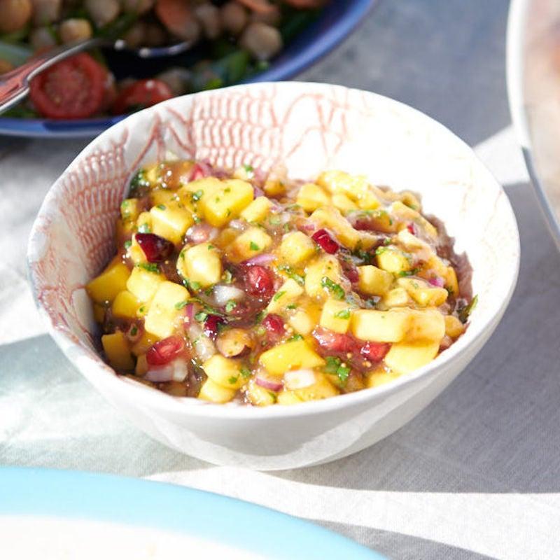 Photo de Salsa de mangue prise par WW