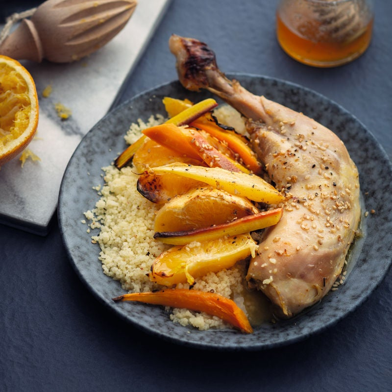 Photo de Cuisses de poulet miel-orange prise par WW