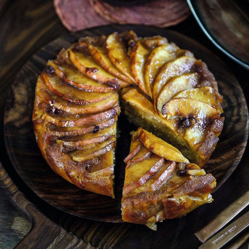 Photo de Pascale Naessens' Gâteau aux pommes prise par WW