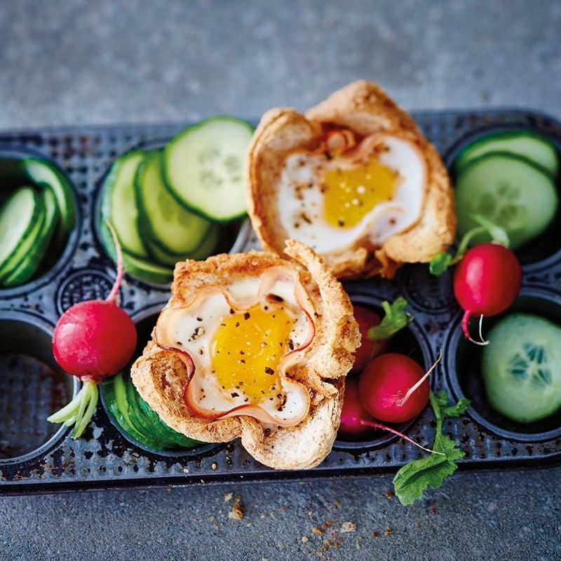Photo de Muffins aux oeufs & jambon prise par WW